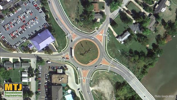 Mtj Roundabout Engineering Project Summary Branson Mo