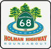 Holman Highway Roundabout