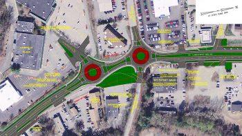 Putney Rd and US 5 Corridor, Brattleboro, VT