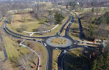 Greensward Rd. & US 62 (Johnstown Rd.), New Albany, OH